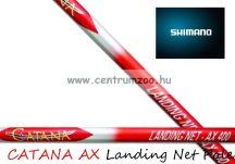 MERÍTŐNYÉL Shimano 4,00 m CATANA AX Landing Net Pole ( CATAXLN400 )
