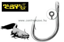 Black Cat BLACK CAT RIGGING HOOK TIN 6PCS 6/0 horog (4392600)