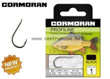 Cormoran PROFILINE CARP Pontyozó horog 211S ELŐKÖTÖTT 10db/cs (70-211S0)