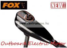 Fox FX 34 Electric Outboard Professional Trolling elektromos csónakmotor 34lb (CEN003)