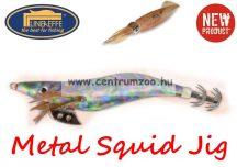 Lineaeffe Super Attractive Metal Squid Jig COLAB-2 tengeri műcsali 7,5cm (5079642) -SZIVÁRVÁNY