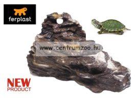 Ferplast Dover  3 sziget és csobogó teknősökhöz, hüllőkhöz 22cm