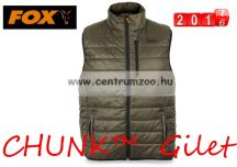 FOX CHUNK™ Puffa Chield Gilet mellénykabát - AKCIÓ - (CPR616) MEDIUM