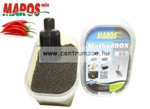 Maros Mix Method Box 2in1 Chilli pellet+locsoló - CSILI (MAPE020)
