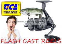 TICA FLASH CAST 4000 9+1BB (spin-9) 5,2:1 pergető orsó  (FC4000)