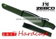 Zebco Tele Hardcase félmerev BOTTÁSKA 165cm (8420035)
