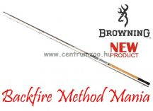 Browning Backfire Method Mania 3,90m 100g feeder bot (1755390)