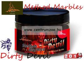Radical Carp Method Marbles Dirty Devil  9mm 75g (3962102) süllyedő