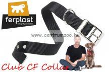 Ferplast Club CF 25/53  2,5cmx53cm nyakörv fém csattal (752679**) több színben