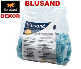Ferplast Blusand Blue Light kavics akvárium dekor - VILÁGOS KÉK 500g