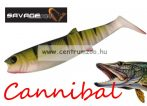 SAVAGE GEAR LB Cannibal Play Body 10cm gumihal Perch (43780)
