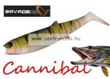 SAVAGE GEAR LB Cannibal Play Body 10cm gumihal Perch (43780)