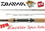Daiwa Exceler ULTRA LIGHT JIGGERSPIN 2,60m 3-18g pergető bot (11668-260)
