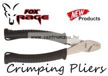 """Fox Rage Crimping Pliers 6"""" krimpelő fogó 15.25cm hosszú (NTL028)"""
