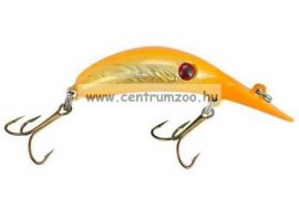 Lindy® River Rocker 7.5cm Orangeade (LRR519) wobbler