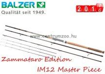 Balzer Zammataro Edition IM12 MP3 Medium Heavy Feeder 4,00m 125g feeder bot (11213400)