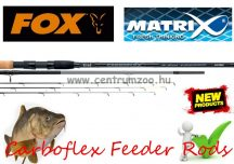Fox Matrix  CARBOFLEX FEEDER 3,30m 80g feeder bot (GRD091) + method kosárszett