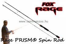 FOX Rage PRISM® Predator Spin Rod 195cm - 10-35g - 2rész Pergető bot (NRD240)