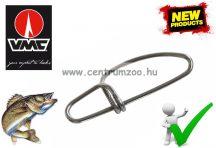 VMC Inox Crosslock Snap rombusz kapocs 3-as 90lb 9db  (3253SS)
