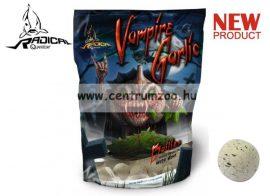 Radical Carp - Vampire Garlic fokhagymás bojli 20mm 1kg (3958002)