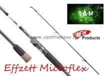 D.A.M EFFZETT MICROFLEX 2-10g 2,3m pergető bot (D2939190)