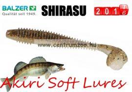 Shirasu Soft Lures Akiri gumihal 9,5cm (13630101) Akira colours