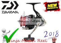Daiwa Ninja Match 3012A prémium orsó szimpla hajtókarral (NJM3012A) (204494)