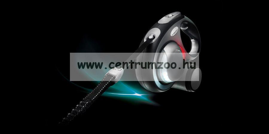 8956dbad6832 Flexi Vario Set NEW komplett automata póráz + lámpa + alomzacsi tartó -  AKCIÓ
