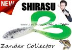 Balzer Shirasu Zander Collector  gumihal 12cm 15g (0013676612) Salt n Pepper