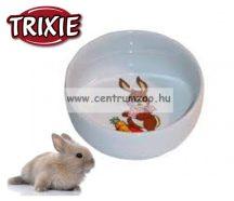 Trixie Rabbit kerámia tál 300ml/11cm TRX6063