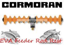 Cormroan EVA Feeder Rod Rest bottartó fej 24cm ( 63-80102) szivacsos első