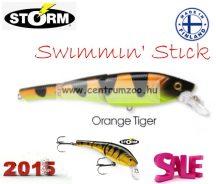 STORM Swimmin' Stick SST16 - Orange Tiger színkód 577 - 3 részes Storm wobbler AKCIÓ