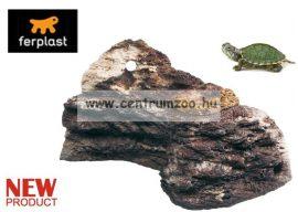Ferplast Dover 11 sziget és csobogó teknősökhöz, hüllőkhöz 54cm