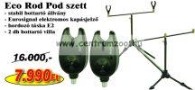 Rod-Pod - Nevis Eco rod pod szett elektromos jelzőkkel 6102-001+ 6318-002 (KB-415)
