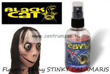 Black Cat Flavour Spray STINKY CALAMARIS 100ml harcsamágnes aroma (3904003)