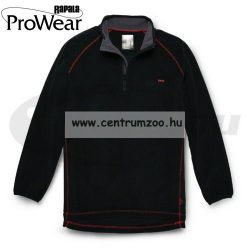 Rapala Pro Wear Lite Fleece Black (vékony polár) L (22105-1)