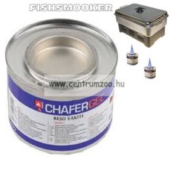 ChaferGel 200g illatmentes ÉGŐPASZTA fém dobozban - füstöléshez