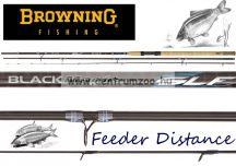 Browning BLACK MAGIC® SLF FEEDER DISTANCE  4,20m 14'  150g feeder bot (12210420)