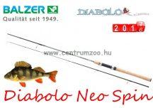 BALZER Diabolo Neo Spin 10 pergető bot 1,8m 2-10g (11030180)