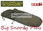 Trakker Big Snooze Plus Smooth Sleeping Bag  évszakos hálózsák  (208112)