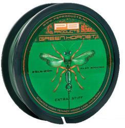 PB Products Green Hornet előkezsinór 15, 25 LB 20m (GHW15 GHW25)