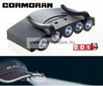 Cormoran Corlux Pro Cap Head Lamp Premium LED baseball sapka-lámpa (85-45106)