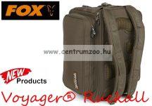Fox Voyager® Ruckall horgásztáska és hátizsák 50x43x27cm (CLU343)
