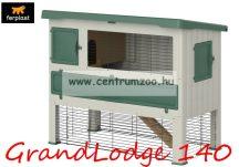 Ferplast Grand Lodge 140 Green nyúl és tengerimalac ketrec kültérre