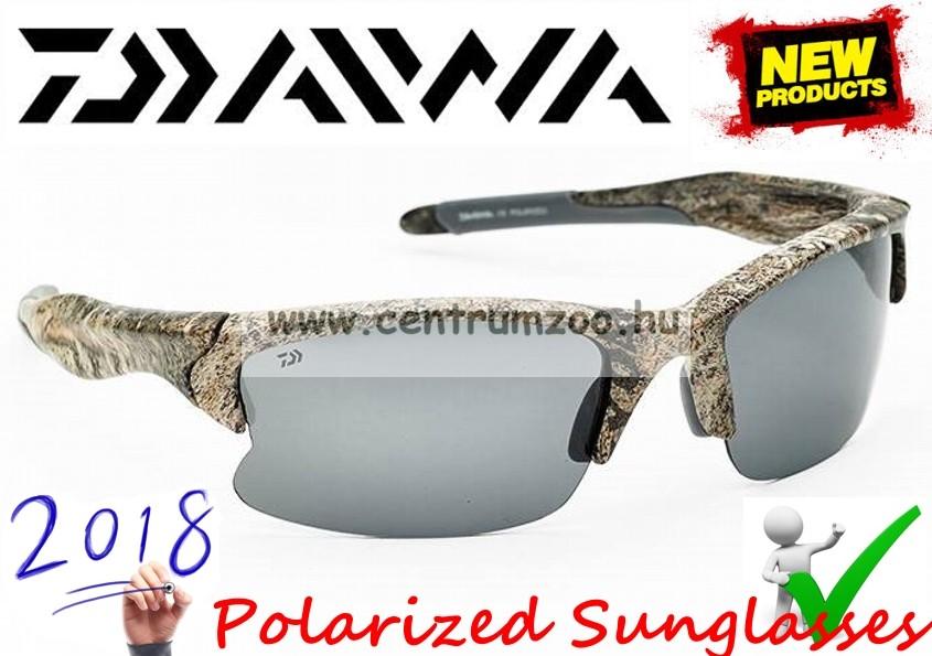 35435c0684 Daiwa Infinity Camo Polarized Sunglasses - GRY LENS 2018NEW modell  (ICPSG4)(209291)