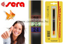 Sera Aquarium Digit Thermometer - hőmérő (8901)