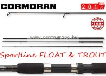 Cormoran Sportline Float & Trout 3.90m 5-35g match bot (24-0035390)