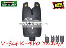 Carp Zoom V-Sat K-470 Tartalék kapásjelzõ, sárga bővítő fej (CZ6919)