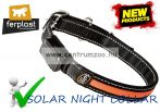 Ferplast Solar Night Collar 25mm széles 40-50cm nyakörv Medium