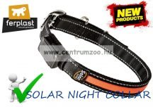 Ferplast Solar Night Collar 25mm széles 40-50cm nyakörv Medium